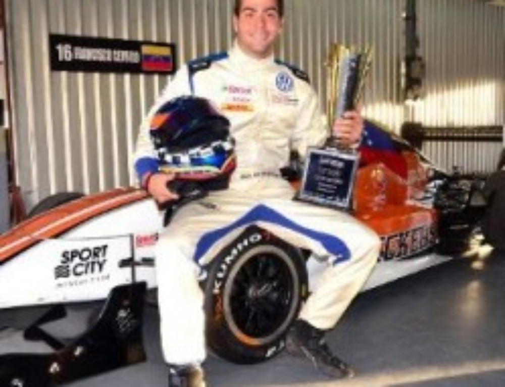 Venezuelan Driver Wins at Eagles Canyon Raceway in Dallas